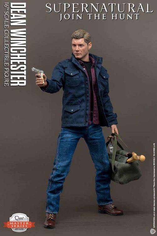 Supernatural: Dean Win...
