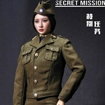 The Secret Mission Uniform Set<BR>PRE-ORDER: ETA Q2 2019