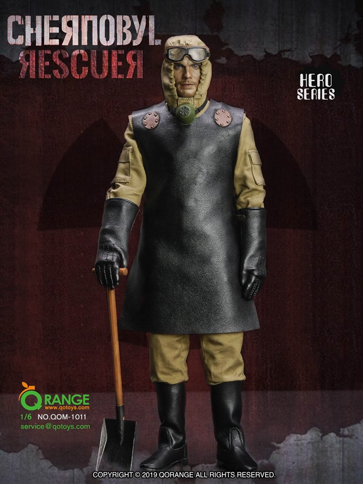 The Chernobyl Rescuer Uniform Set<BR>PRE-ORDER: ETA Q2 2020