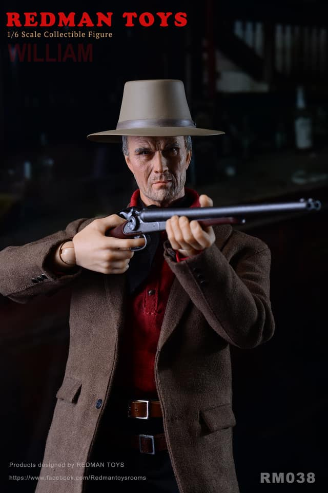The Cowboy Unforgiven William<BR>PRE-ORDER: ETA Q4 2019
