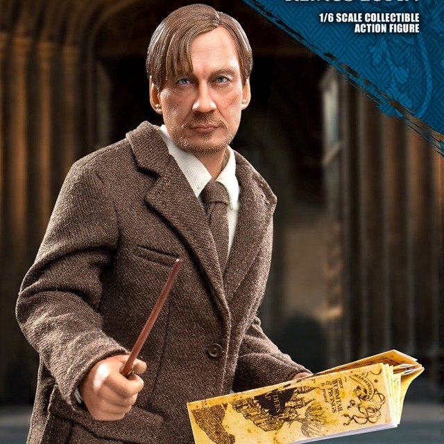 Harry Potter Series: Remus Lupin (Deluxe Version)<BR>PRE-ORDER: ETA Q2 2020