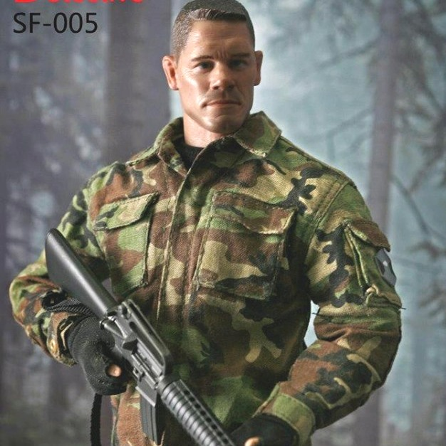 The Detective (Camo Uniform)<BR>PRE-ORDER: ETA Q1 2020