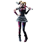 Play Arts Kai<BR>Batman Arkham Knight:<BR>Harley Quinn (1:7)<BR>