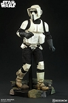 Star Wars: Scout Trooper<BR>PRE-ORDER: ETA Q3 2018