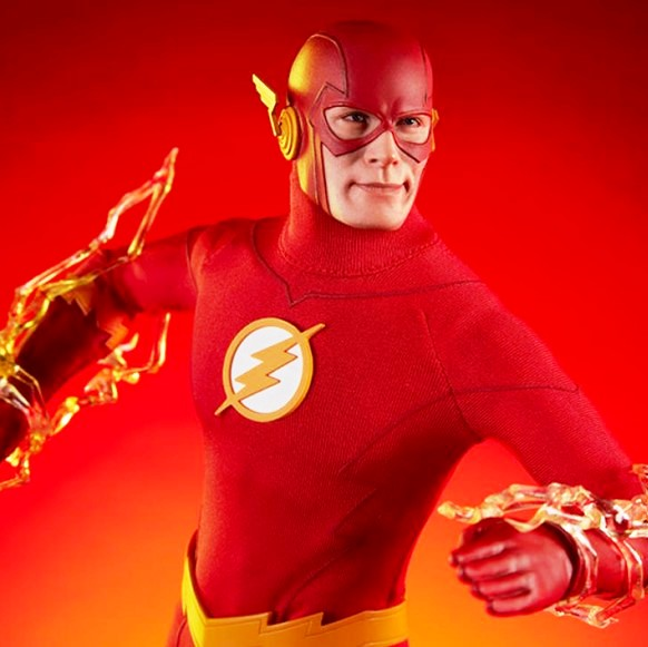 DC Comics: The Flash<BR>PRE-ORDER: ETA Q1 2020