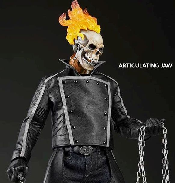 Ghost Rider  (Marvel Comics) - See note
