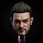 Aamir Head Sculpt