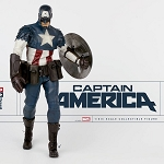 Captain America<BR>PRE-ORDER: ETA May 2018