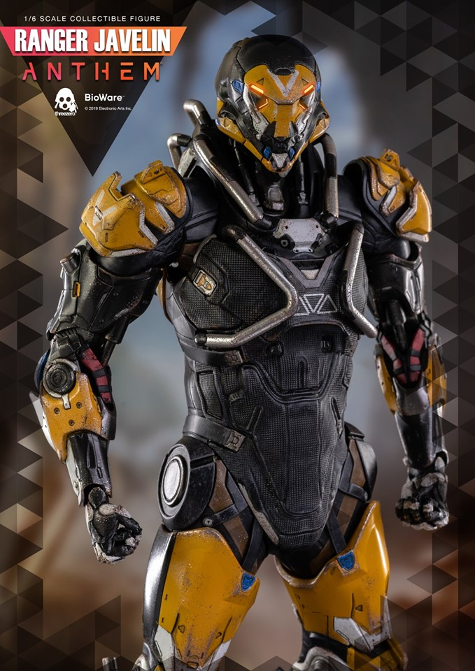 Ranger Javelin (Anthem)<BR>PRE-ORDER: ETA July 2020
