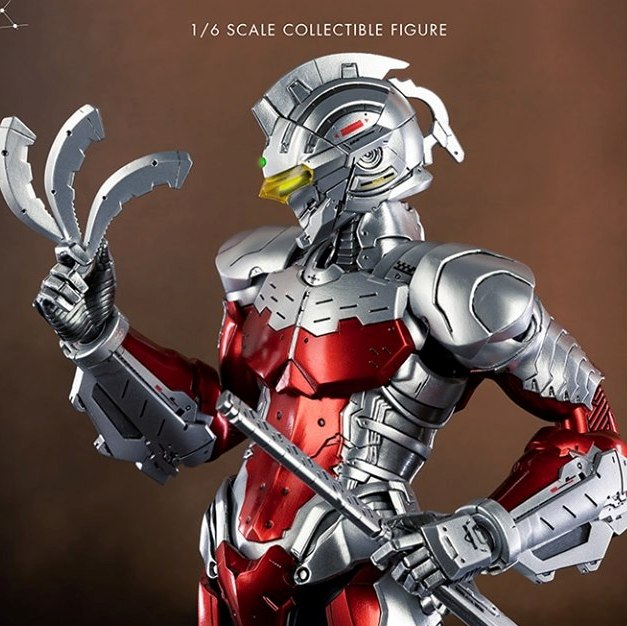 Ultraman Version 7 (Anime Version)<BR>PRE-ORDER: ETA Q4 2019