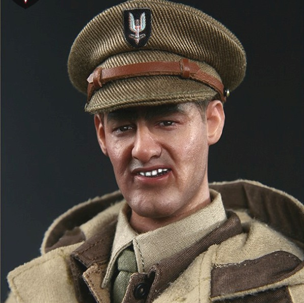 Lieutenant Colonel Archibald David Stirling: Founder of the SAS<BR>PRE-ORDER: ETA Q1 2020