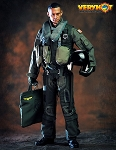 VF-101 'Grim Reapers' Pilot Uniform Set<BR>