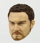 'Bad Guy #2' Head Sculpt