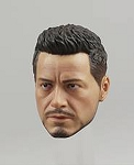 'Robert' Head Sculpt