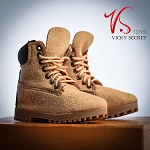 Male Mountain Boots in (Tan Suede )<BR>PRE-ORDER: ETA Dec. 2018