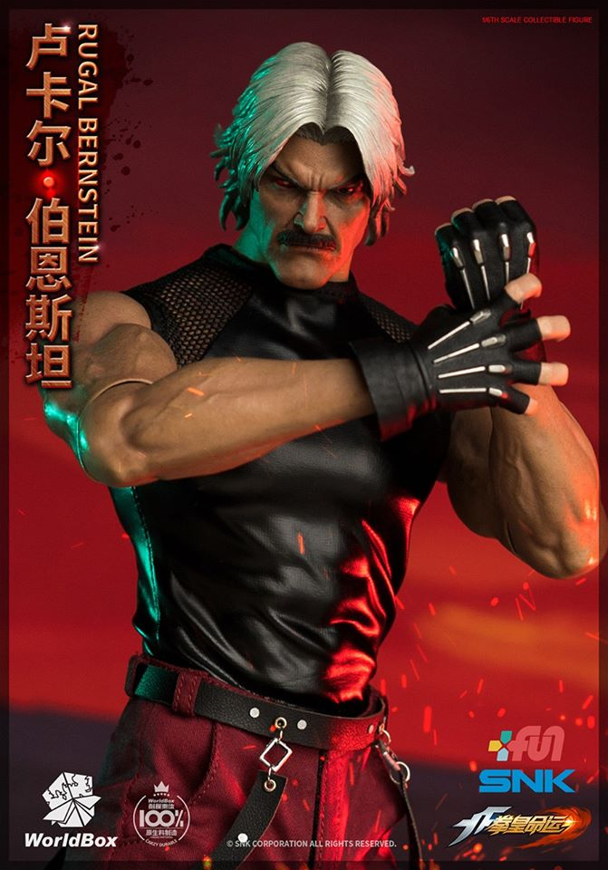 The King of Fighters RUGAL<BR>PRE-ORDER: ETA Q4 2020