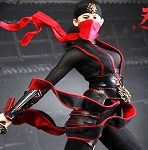Demon Female Ninja<BR>PRE-ORDER: ETA Q4 2019