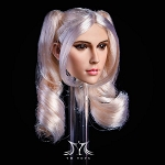 Rita Female Head Sculpt  - Silver Hair<BR>PRE-ORDER: ETA Q1 2019