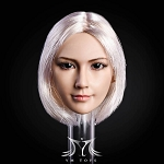Quinley Female Head Sculpt <BR>PRE-ORDER: ETA Q4 2018<BR>WAIT LIST
