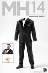 Tuxedo Outfit Set<BR>