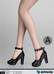 High Heel Shoes (Black)