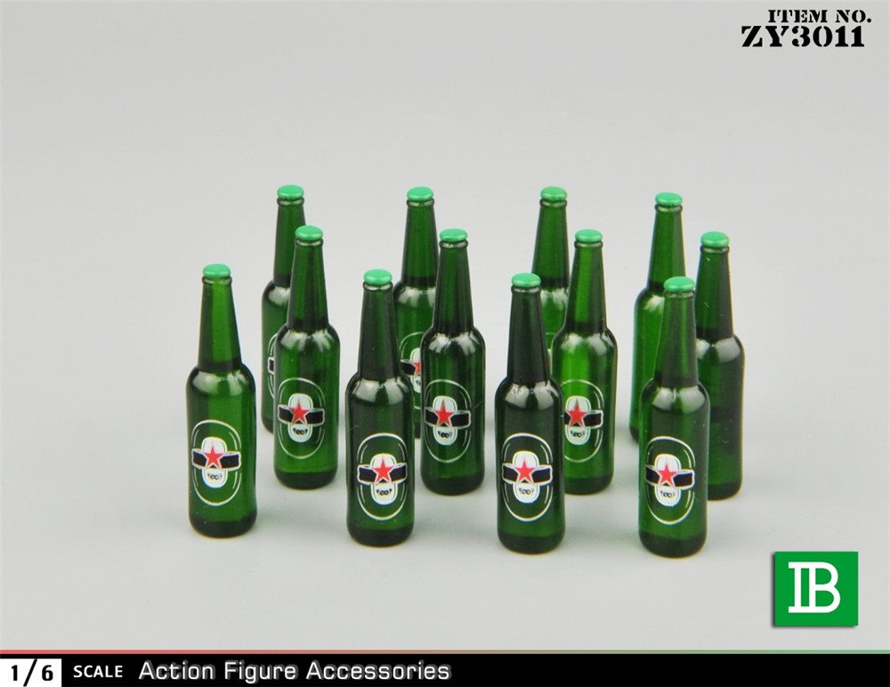 Beer Bottle Set <BR>PRE-ORDER: ETA Q3 2020