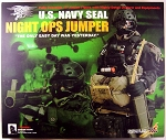 US Navy SEAL Night Ops Jumper, C-8 box