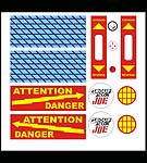 Group Action Joe (France)<BR>ATV/Snowcat Decal Set