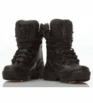 Spider Tactical Boots <BR>(Black)