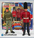 Action Man 40th Full Sets