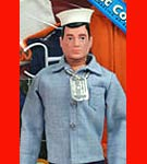 Action Sailor with Box (from Olympic Champion Set)