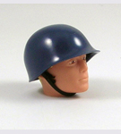 Blue Navy Attack Helmet