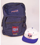 GICON '99 Convention Souvenir Backpack & Ballcap**<BR>