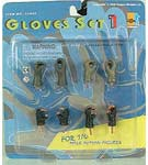 Gloves - Set 1