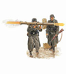 1:6 Scale German RPzB 54 Antitank Rocket Launcher Model Kit