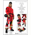 Snow Rescue Outfit Set<BR>
