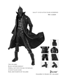 Night Lord Outfit Set