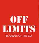 Sign: Off Limits