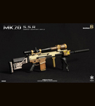 Mk20 Sniper Support Rifle 'Bagram'