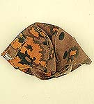 Helmet Cover: German Autumn Camo Cover (no helmet)