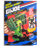 Mobile Artillery Assault, GI Joe Hall of Fame