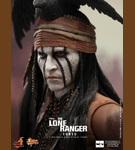Johnny Depp as Tonto (The Lone Ranger)