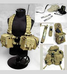 MLCS H-Harness Set <BR>(Desert Tan)