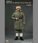Waffen SS Winter Uniform Set (Grey/Green)<BR>