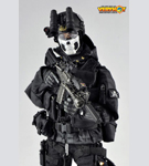 US Navy SEAL CQB (Night Ops) Ver. 3.0 Uniform Set