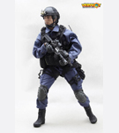 SWAT Uniform Set<BR>