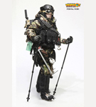 US Navy SEAL Polar Mountain Striker Uniform Set (Woodland)<BR>