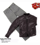 Sands Leather Jacket Set<BR>(Tobacco)<BR>