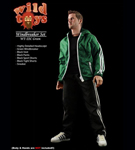 Windbreaker Outfit Set (Green)<BR>