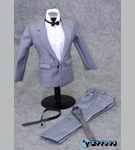Gray Dress Suit